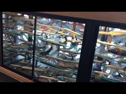 World's Largest Model Airplane Collection - Great Falls, Montana