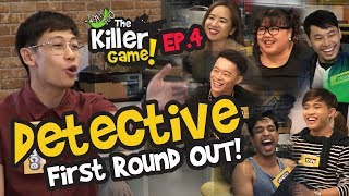 The Killer Game EP4 - Detective 1st Round Out.
