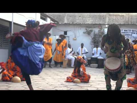 The African Ballet of WAATU SIITU