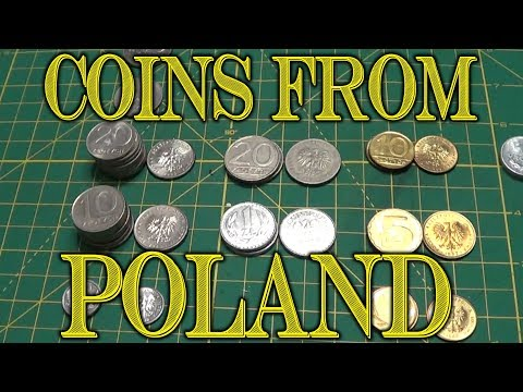 Looking Through Some Polish Coins