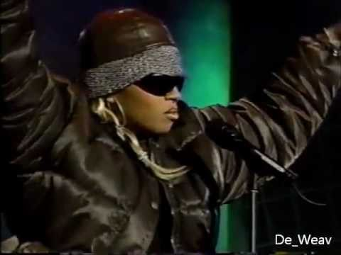 Mary J. Blige-My Life (live on ST)