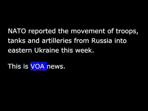 VOA news for Saturday, November 15th, 2014