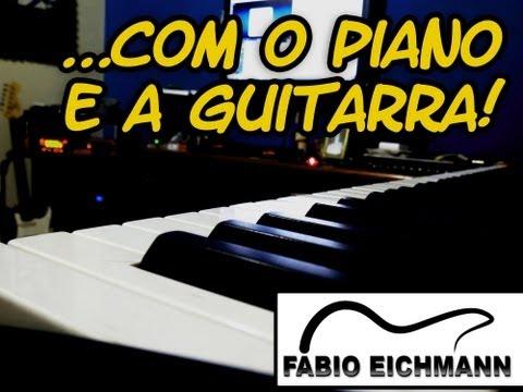 Te esperando ...Com o Piano e a Guitarra!