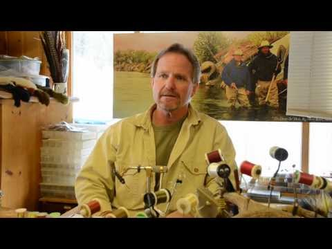 Choosing the Right Tying Thread with Kelly Galloup