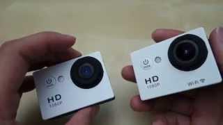 GooKit 1080p Action Sport Cam Review Go Pro Clone?
