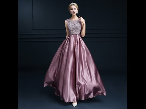 Les Plus Belles Robes De Soiree 2018 Aliexpress Youtube