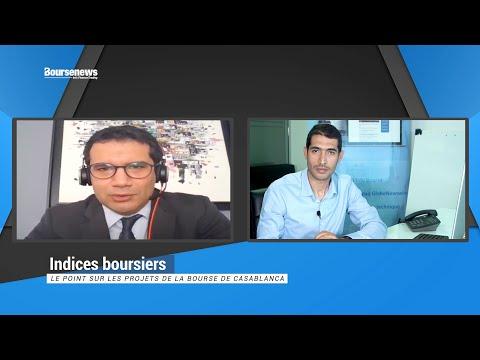 Indices boursiers: Le point sur les projets de la Bourse de Casablanca