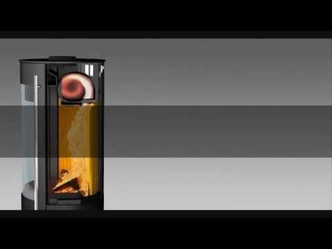 Moderne Kaminöfen, Kaminofen Modern, Design | Glut & Eisen By ... Kaminofen Modernes Design