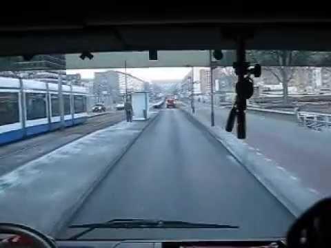 Assistentie politie Botteskerksingel - Autospuit Osdorp (2009)