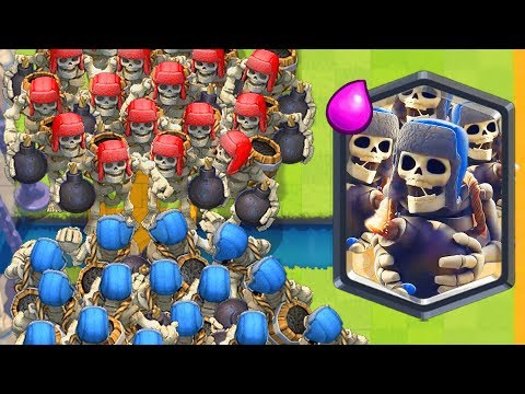 Funny Moments & Glitches & Fails | Clash Royale Montage #56