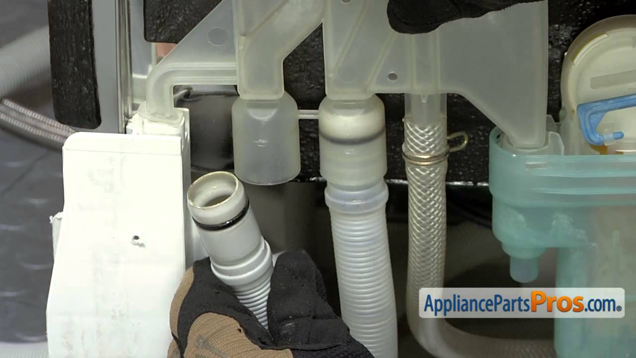 Dishwasher Drain Hose Part 00298564 How To Replace