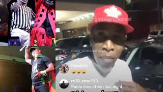 Tony Matterhorn Defends Ricky Trooper & Diss Reegae Sumfest  Use Racism To Make Foreigners Win C