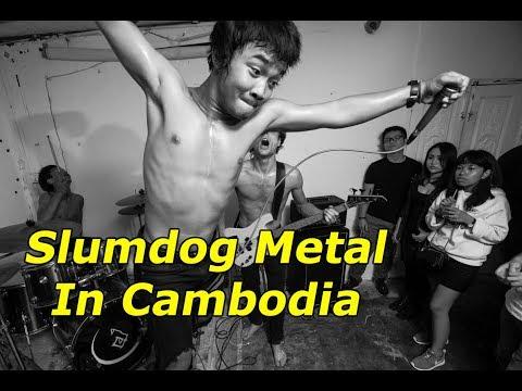 Slumdog Metal:Cambodian Street Kids Scream For Their Lives