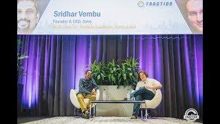 Sridhar Vembu, Zoho - A Bootstrapper's Guide to $500 Million in Revenue