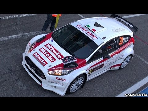 Rally Cars Launch Control With Crazy Sounds!!