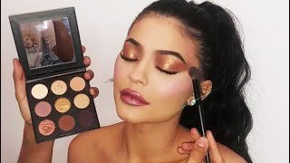 Kylie Jenner   Complete Make Up Tutorial By Hrush💋