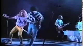 Van Halen - 1989 OU812 Tour, Tokyo, Japan