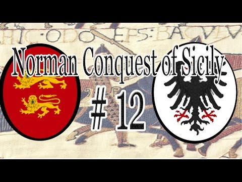 CK2 | The Norman Conquest of Sicily - Part 12