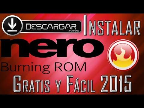 Descargar e Instalar Nero Burning GRATIS ''Quemador de CD-DVD'' 2017 ACTUALIZADO!