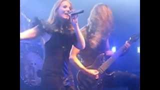 Epica live in Milano (Alcatraz) - Blank Infinity