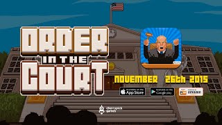 ORDER IN THE COURT! - OFFICIAL RELEASE DATE TRAILER HD