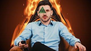 Dancsó Péter az Illuminati!