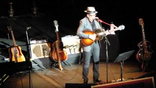 Elvis Costello Live @ UPAC 11-14-13.