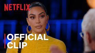 My Next Guest Needs No Introduction with David Letterman | Kim Kardashian West on Caitlyn Jenner