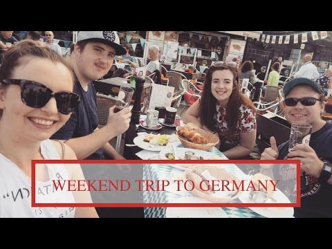 Weekend trip to Germany!