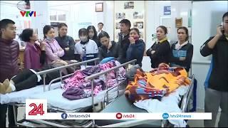 Vụ sập lan can ở trường tiểu học Vân Môn, Bắc Ninh - Tin Tức VTV24