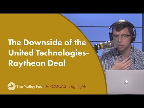 The Downside of the United Technologies-Raytheon Deal