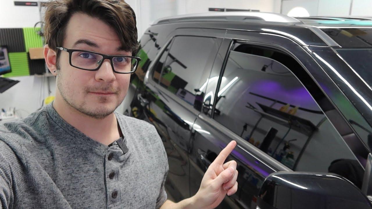 10 Autozone Tint 9 Months Later Did Gila Window Tint Fail Youtube