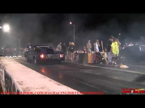 Street Outlaws Monza vs Doc Race 2 of 3