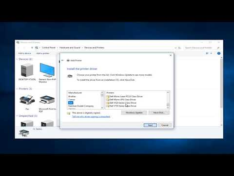 How to Install a Printer Without The CD/DVD Driver [Tutorial]
