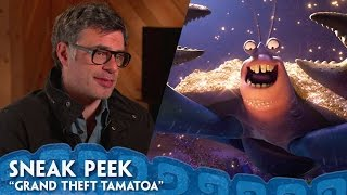 """Grand Theft Tamatoa"" ft. Jemaine Clement - Disney"
