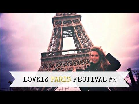 LOVKIZ PARIS FESTIVAL | Lisa Rose - VLOG #2