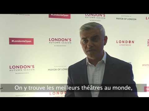 Interview exclusive : Sadiq Khan nous parle de l'après Brexit