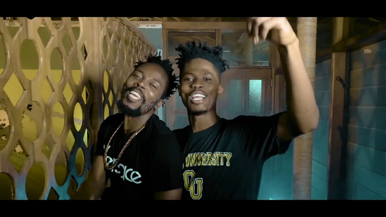 Kwaw Kese - Trap House ft Kwesi Arthur (Official Video