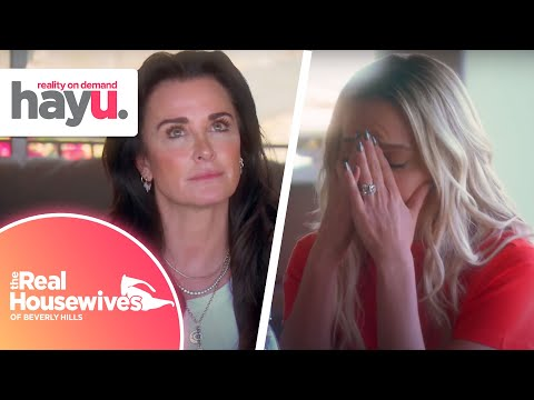 Kyle Is Confronted About Her Behaviour   Season 10   Real Housewives Of Beverly Hills