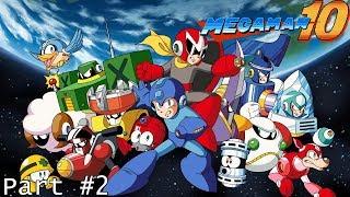 Slim Plays Mega Man 10 - Part 2