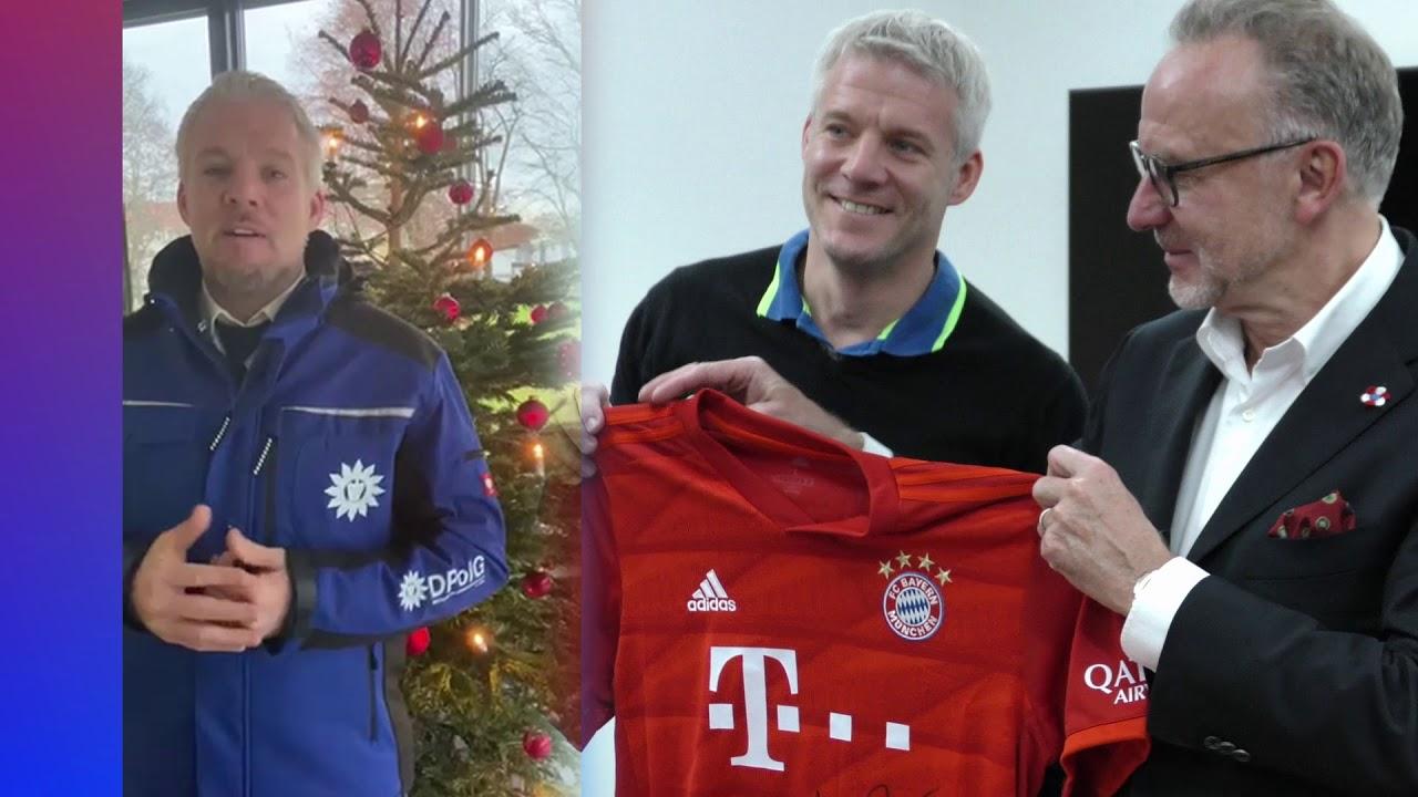 Download DPolG Unterfranken gratuliert FC Bayern München