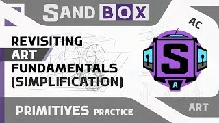 (Cup Simplification) Session 26 - Creative Sandbox [eng/RUS] (Revisiting Art Fundamentals)
