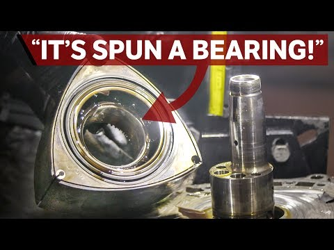 Here's What A Damaged Rotary Engine Looks Like Inside