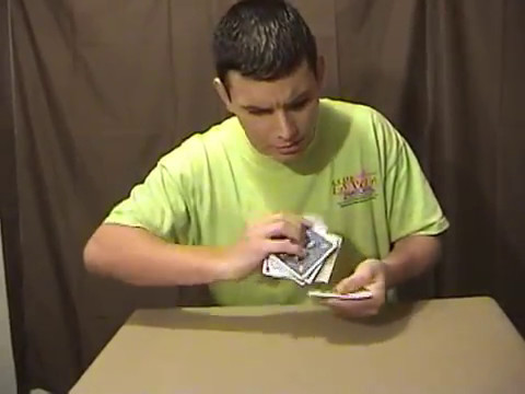 Cram Session Disc 1 - An Encyclopedia of Card Sleights and Tricks