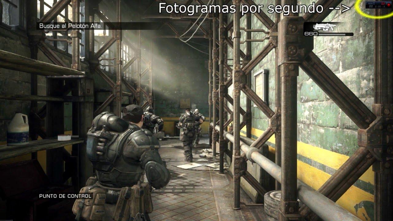 Ver fps en juegos desde Windows Store - YouTube