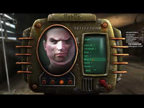 Robbaz Twitch Stream 240817: Fallout: New Vegas