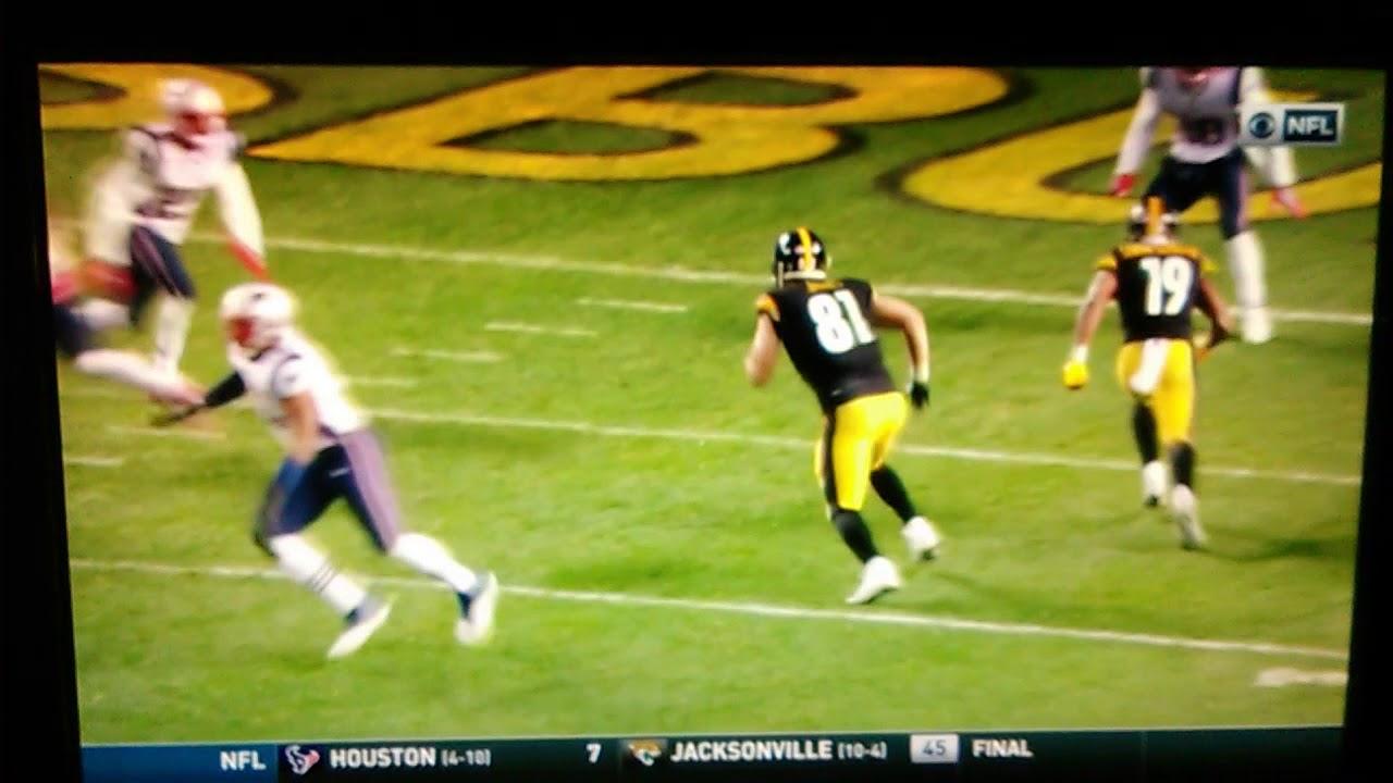 jesse jamess overturned touchdown - 1280×720