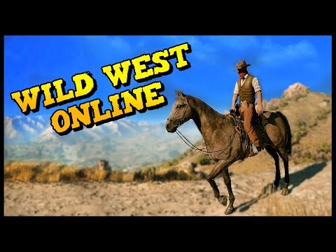 Wild West Online - BANDIT ATTACK! A Gang Of Outlaws Attacked Me!  - Wild West Online Gameplay