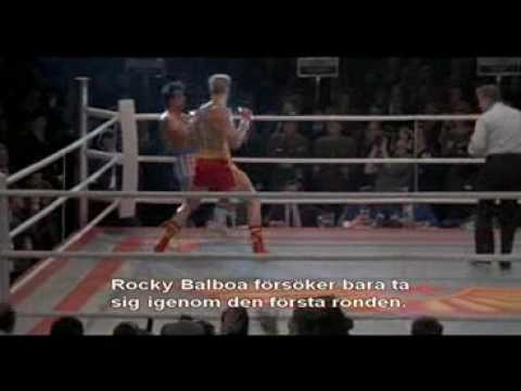 Rocky IV Full Final Fight Rocky Vs Ivan Drago