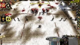Blood Bowl Specials Match 5 - Skeletons against Ogres